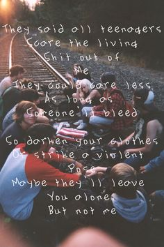 Teenagers - My Chemical Romance LOVE THIS SONG!!!!!!!!!!!!!!!!!!!!!!!!