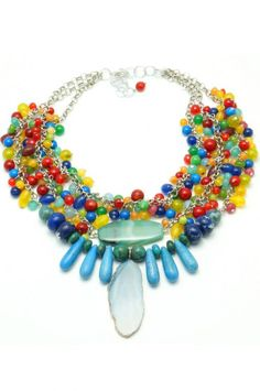 AMBAR STUDIO is a Romanian based womenswear label, born out of the love for design, craftmanship, quality and detail Coral, Turquoise, Necklace Designs, Jade, Contemporary, Stone, Studio, Silver, Jewelry