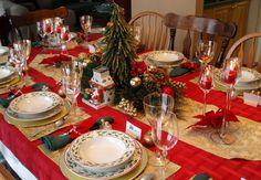 Ajuste da tabela do Natal - Colours