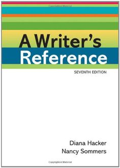 Diana hacker bibliography
