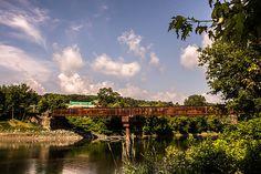 Vermont Railroad Bridge