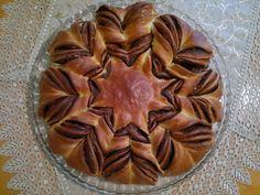 Nutella star bread :)