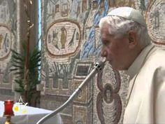 Benedetto XVI conclude gli Esercizi spirituali