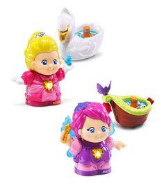 VTech Go! Go! Smart Friends Deluxe Kingdom Playset - Fairy Misty
