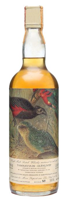 Tamnavulin Glenlivet Scotch Whisky   Scotland