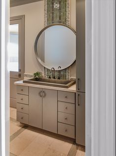 Bathroom | Transitional Bathroom | Dallas Design Group |  Transitional Elegance | Christina Garcia