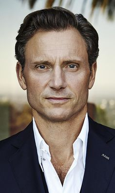 Tony Goldwyn. He's done so many roles...probably best known as the bad guy in Ghost. Good guy in person though.