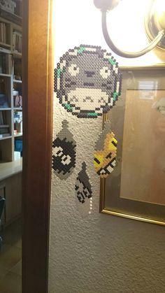 Pixelart hama bead ! Totoro