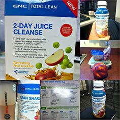 Wondering what a juice cleanse is really like? Day 2 of Dan's experience with GNC Total Lean™ 2-Day Juice Cleanse