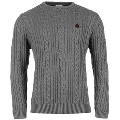 883 Police Secret Cable Knit Jumper #christmas #party #outfit