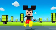 Disney Crossy road is here!