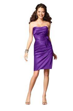 Alfred Angelo 7123 Bridesmaid Dress | Weddington Way
