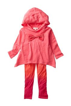 Claire Lounge Set (Baby & Toddler Girls) by Luna Luna on @HauteLook