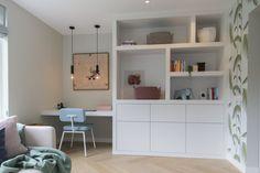 Femkeido | vrijstaande woning – Vught Bedroom Furniture Design, Furniture, Interior, Home Decor Trends, Home Decor, Bedroom Furniture, House Interior, Trending Decor, Furniture Design