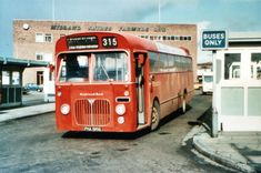Transportation, Red Bus, Public Transport, Little Red, Coaches, Buses, Past, Deck, History