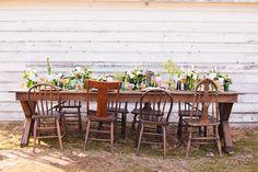 Organic Tablescape Ideas