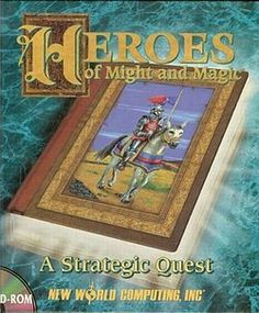 Heroes of Might and Magic.  Possibly the sole reason for my interest in medieval studies and my values.  In this game, I felt like a knight, and would dream of one day meeting my princess, but until then.  I had to defend my country and loved ones from the tyranny of evil.