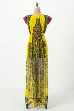 Parvati Maxi Dress - Anthropologie.com...Stunning