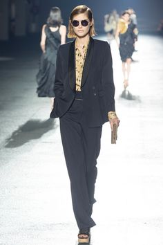Dries Van Noten Spring 2014 // red carpet prediction: cate blanchett