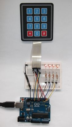 plcLib (Arduino): Inputting from a Keypad - Electronics and Micros Hobbies For Women, Hobbies That Make Money, Diy Electronics, Electronics Projects, Arduino Home Automation, Light Up Dance Floor, Cnc Software, Electronic Circuit Projects, Hobby Cnc