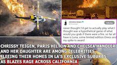Chrissy Teigen, Paris Hilton and Chelsea Handler are among celebrities f...