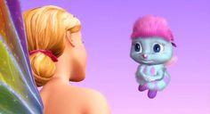 Barbie´s pet bibble is sooo cute