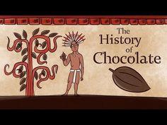 A csokoládé története - Deanna Pucciarelli - YouTube
