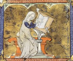 Marie de France Poet, 12th Century CE Claim to fame: Author of immensely popular works that challenged societal norms.