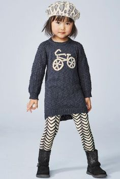 Buy Charcoal Jumper Dress And Legging Set online today at Next: United States of America Next Clothing Kids, Niece And Nephew, To My Daughter, Little Girl Fashion, Kids Fashion, Stylish Little Girls, Little Baby Girl, Little Fashionista, Jumper Dress