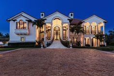Palladian Oceanfront Estate – $9,950,000 3046 SE Dune Drive, Stuart, Florida, United States, 34996