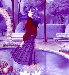 Sailor Moon - Michiru  <3 japan