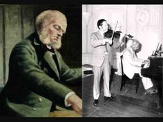 César Franck: Violin Sonata  - Arthur Grumiaux & István Hajdu; I. Allegretto ben moderato II. Allegro - Quasi lento - Tempo I (Allegro)