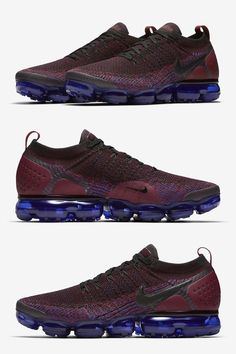 Nike Vapormax Flyknit 2 Team Red $140 Shipped on eBay (Retail $190) Nike Tennis Shoes, Adidas Shoes, Kicks Shoes, Sports Shoes, Sneakers Fashion, Men's Sneakers, Sneakers For Sale, Running Sneakers, Running Shoes For Men