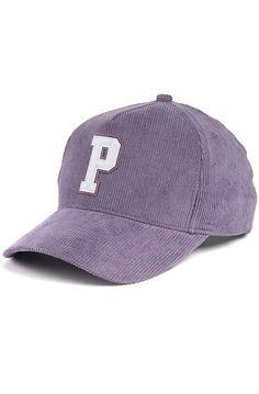c1e72e6f2a2 Pink Dolphin Hat Pastel P Corduroy Snapback Eggplant Purple