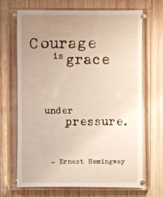 Funny Ernest Hemingway Quote