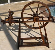 Barvarian spinning wheel