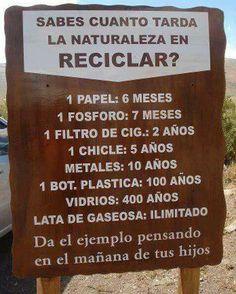 ¡¡Reciclemos!!