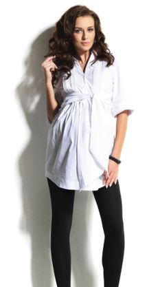 Isis Blouse from Ella Bella Maternity Boutique http://ellabella.ca/collections/maternity/products/blouse