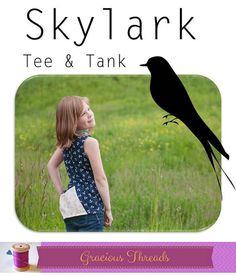 Hey, I found this really awesome Etsy listing at https://www.etsy.com/listing/191438428/skylark-tee-and-tank-pdf-sewing-pattern