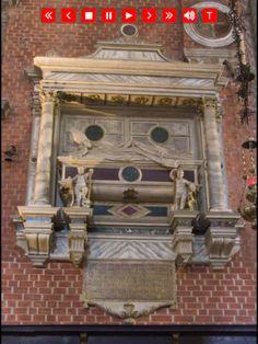 Venice - Basilica di Santa Maria Gloriosa dei Frari - Tour it on your iPad.