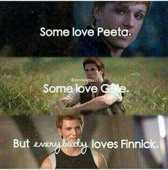 A tak to chyba nie ma wątpliwości, wszyscy kochają Finnicka ♡♡♡