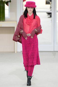 Мирослава Дума, Фарелл Уильямс и Яна Рудковская на показе Chanel в Париже - Life
