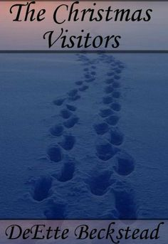 From author DeEtte Beckstead The Christmas Visitors - A blizzard and a paranormal sighting cause an accident on a country road. Sam and Ellen seek refuge at a nearby farmhouse. Their experience will change their lives forever. US: http://www.amazon.com/dp/B00ACNOXOY UK: http://www.amazon.co.uk/dp/B00ACNOXOY