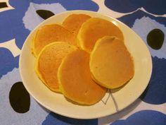 離乳食に♥HM不使用のにんじんパンケーキの画像