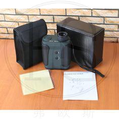 Outdoor Tactical Hunting Rangefinder Scope 7X32 1200M Range Finder Golf Sport Laser Rangefinder Dark Green Color