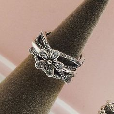 Image result for pandora shimmering ocean ring