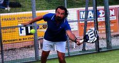 Henri Leconte amoureux du padel ! | Padel Magazine