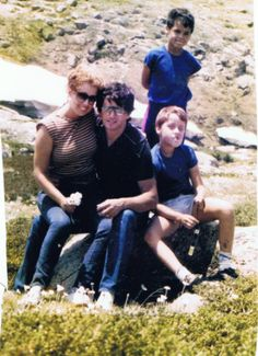 Hace algunos años atrás con nuestros niños en Thredbo NSW
