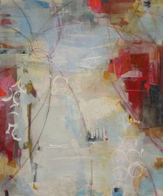 The Journey by Leslie McCallen Gilbert, 20x24, mixed media