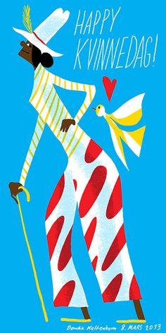 Bendik Kaltenborn - Illustration - kvinnedag.jpg